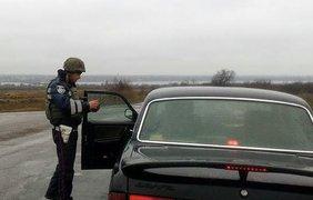 В Марьинке полиция устроила зачистку