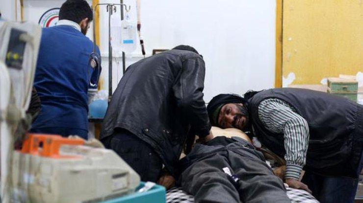 Российская Федерация умышленно бомбит соцобъекты вСирии— Amnesty International