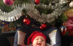 """Анастасия, 7 месяцев: """"Эх, жизнь моя беззаботная"""""""