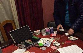 В Киеве сотрудники СБУ разоблачили подпольные казино