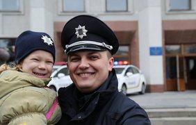 В Полтаве появилась патрульная полиция