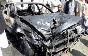 В Пакистане прогремел взрыв у здания суда