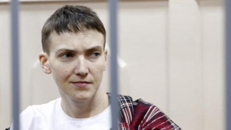 Юрист: Кремль пробует всем внушить, что Савченко неголодает