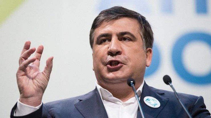 Саакашвили и его семья не владеют транспортными средствами