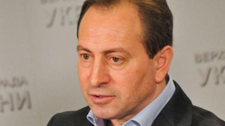 Томенко направил вВАСУ иск относительно лишения его мандата