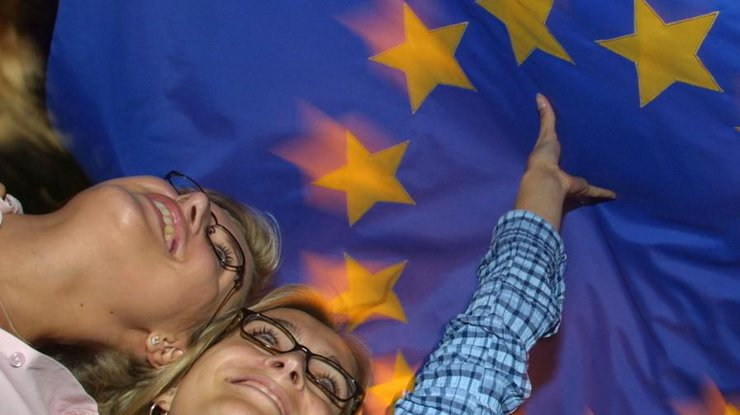 Европейская комиссия официально предложила отменить визы для жителей Украинского государства