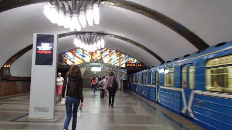 В Киевском метро к Wi Fi подключены еще 4 станции