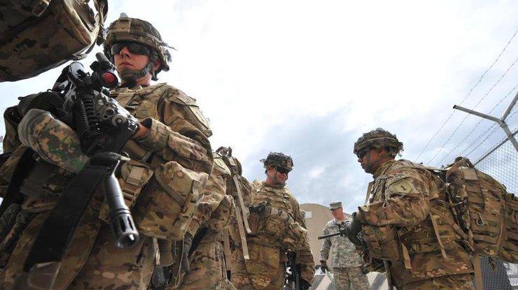 США отправит 250 военнослужащих в Сирию