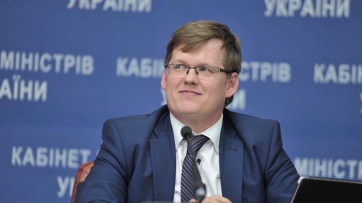 Павел Розенко порадовал сограждан ростом соцстандартов в этом году