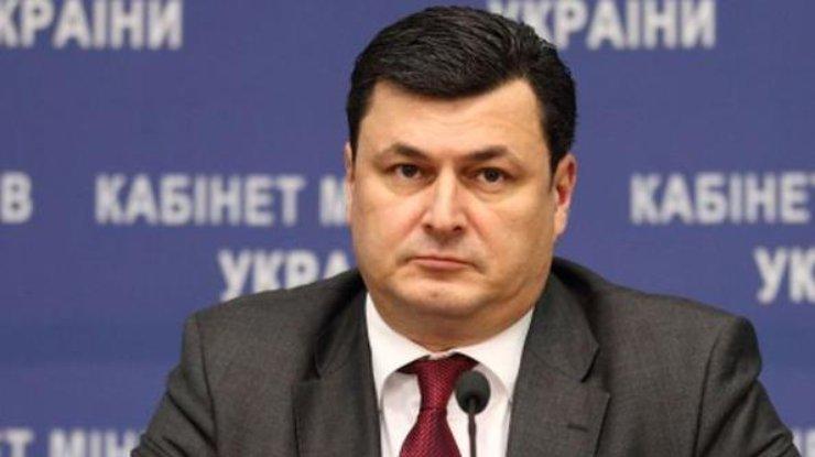 Министр здравоохранения Александр Квиташвили