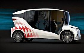 Представлен прототип первого украинского электромобиля (фото)