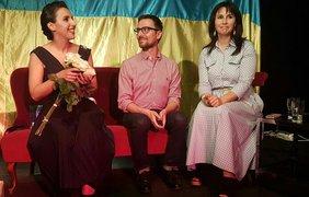 Джамала в Швеции встретилась с украинскими поклонниками