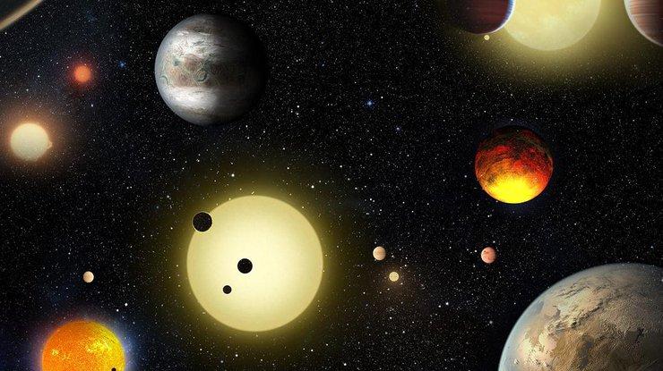 550 из 1284 планет могут быть, как и Земля, скалистыми планетами