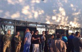 В Ивано-Франковске злоумышленники сорвали концерт Светланы Лободы (фото, видео)
