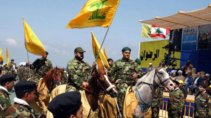 Авиаудар израильские ВВС нанесли в ночь на среду в районе ливано-сирийской границы