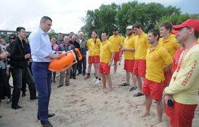 Городские службы готовят к следующему пляжному сезону 9 пляжей и 18 зон отдыха