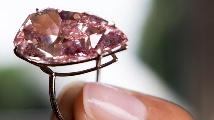 Бриллиант'Уникальный розовый