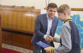 Визит жены Петра Порошенко в Житомир / Фото: Марина Порошенко прибыла в Житомир / Фото: zhzh.info