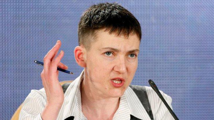 ВДНР назвали целесообразным возвращение Савченко наУкраину