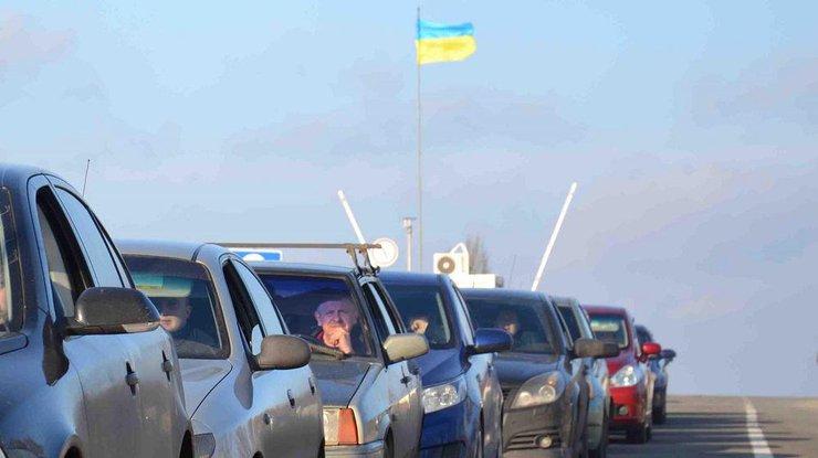 Вгосударстве Украина говорили о росте пассажиропотока налинии соприкосновения