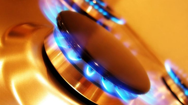 Украина сократила импорт газа неменее чем вдва раза