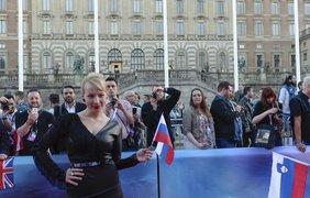 В Стокгольме торжественно открыли Евровидение-2016 (фото)