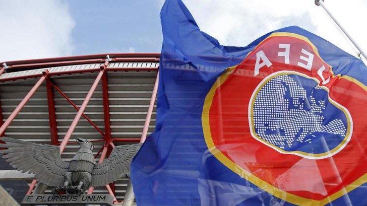 УЕФА пригрозил России исключением из числа участников Евро-2016