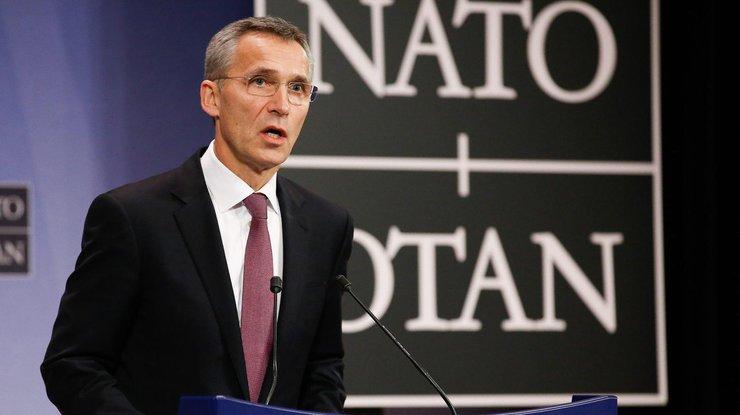 НАТО напомнит РФ оготовности защищать союзников отлюбой угрозы