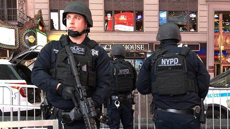 Հրաձգություն Նյու Յորքի խաղահրապարակներից մեկում (լուսանկար)