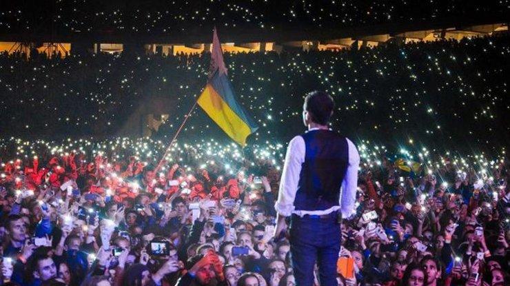 ВКиеве продлят работу метро из-за концерта «Океана Эльзы»