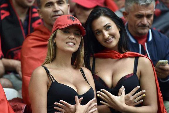 Девушки албании фото