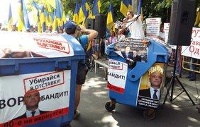 В Одессе Виталий Кличко был категорически против выступления Труханова на муниципальном форуме