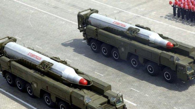 ВЮжной Корее вновь безуспешно испытали баллистическую ракету класса «Мусудан»