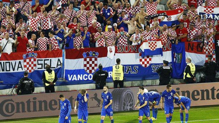 2-1— Хорватия-Испания