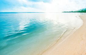 Море влияет благотворно на весь организм