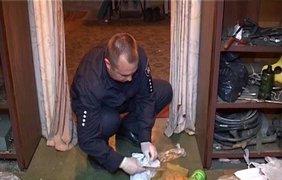 В центре Киева полиция изъяла целый арсенал оружия