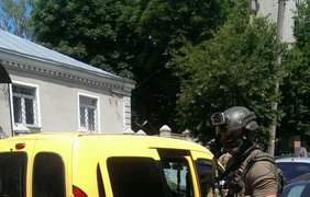 В центре Житомира задержаны полицейские-наркодилеры
