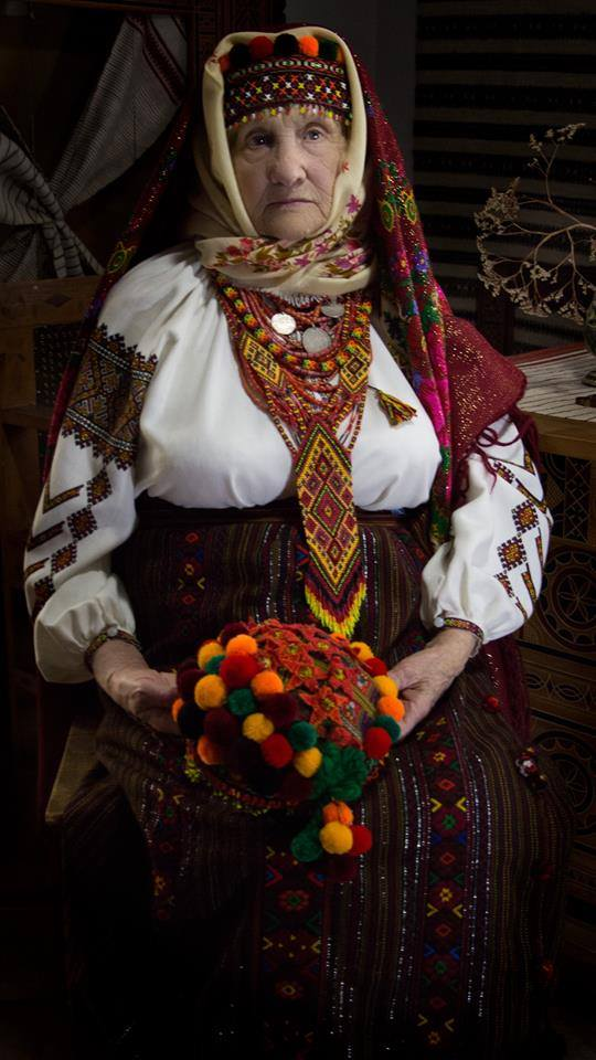 Красота по украински фото