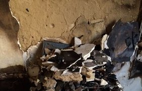 Из-за микроволновки сгорела квартира