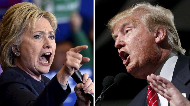 Ответ Клинтон Трампу в Твиттер помог ейустановить рекорд вглобальной web-сети