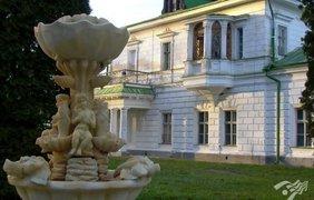 Уникальный старинный дворец