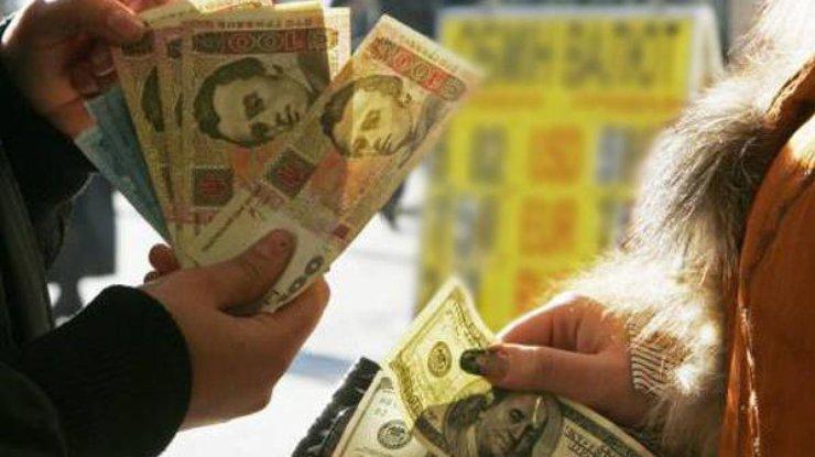 Курс доллара в Украине вернулся к падению