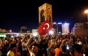 Ужастная ночь в Турции и попытка переворота