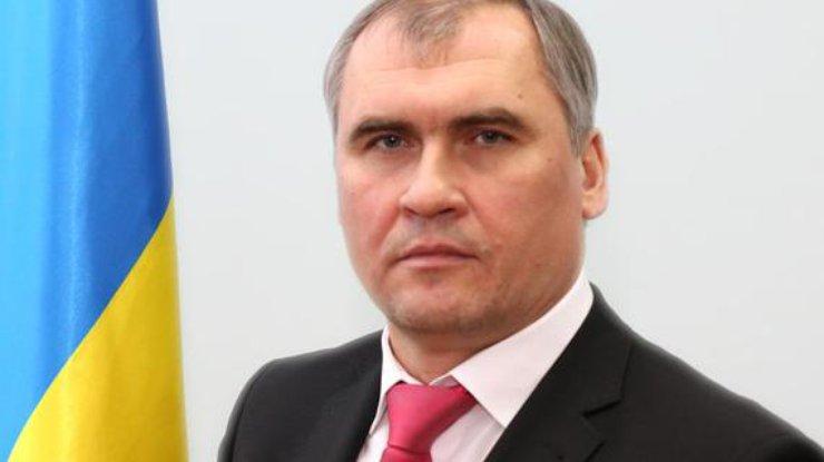 СБУ проводит обыски у руководителя Госслужбы труда— В.Грицак