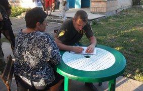 Луганщине была пресечена попытка фальсификации голосов на выборах