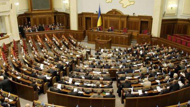 Зачетвертую сессиюВР приняла неменее 470 законодательных актов