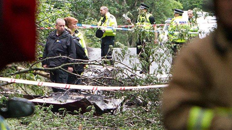 Крушение самолета вСША: один человек умер, трое пропали без вести