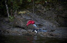 Теракт в Норвегии: как это было. Фото: meduza.io