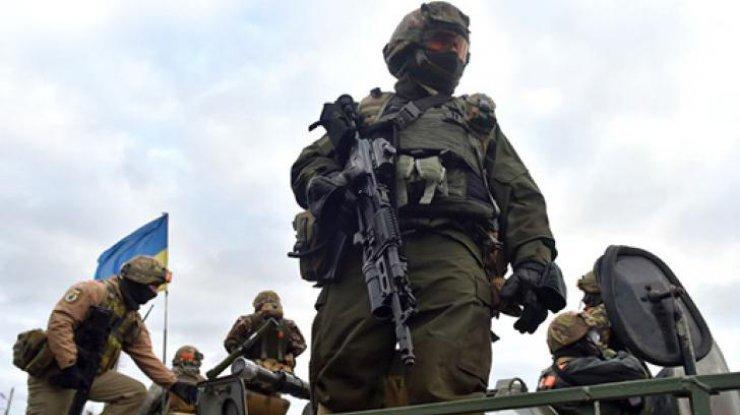 Боевики наДонбассе пытались захватить опорные пункты ВСУ