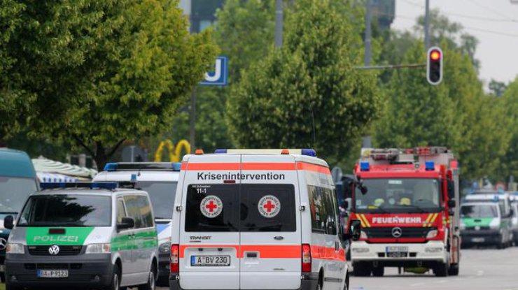 Стрелок изМюнхена небыл связан с«Исламским государством»,— милиция